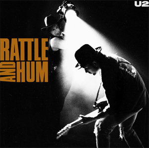 CD Shop - U 2 RATTLE AND HUM