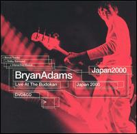 CD Shop - ADAMS BRYAN LIVE AT THE BUDOKAN