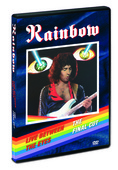 CD Shop - RAINBOW LIVE BETWEEN THE EYES