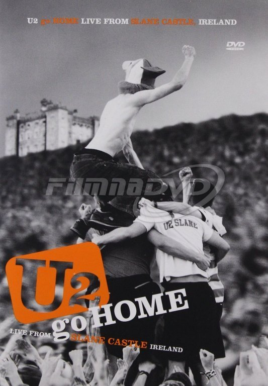CD Shop - U 2 GO HOME-LIVE FROM SLANE...