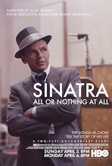 CD Shop - SINATRA FRANK ALL OR NOTHING AT ALL