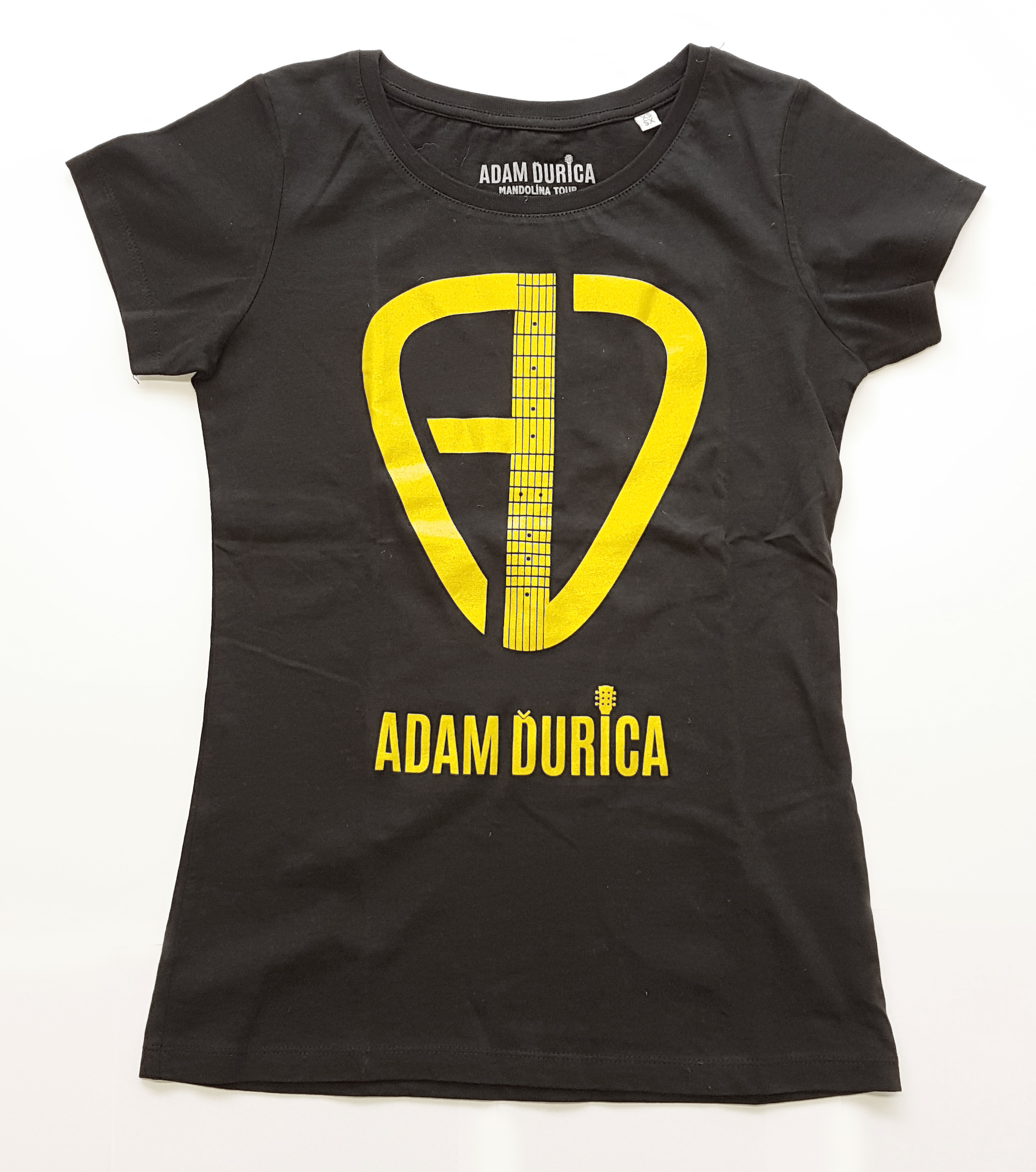 CD Shop - DURICA ADAM AD LOGO/SKINNY/BLACK