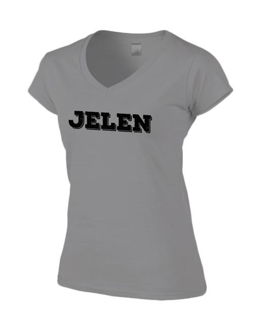 CD Shop - JELEN LOGO/SKINNY/SEDE