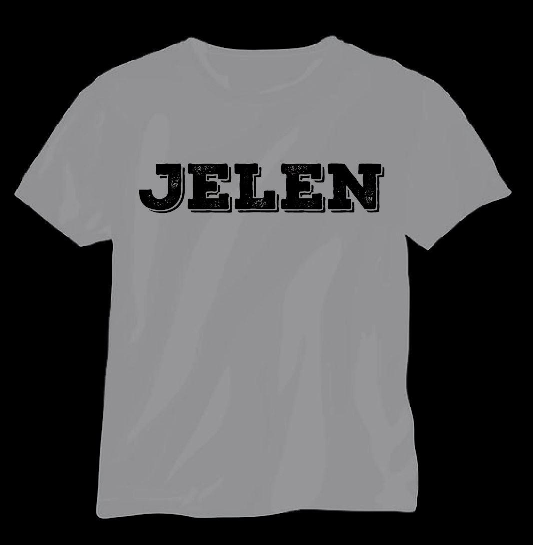 CD Shop - JELEN LOGO/UNISEX/SEDE