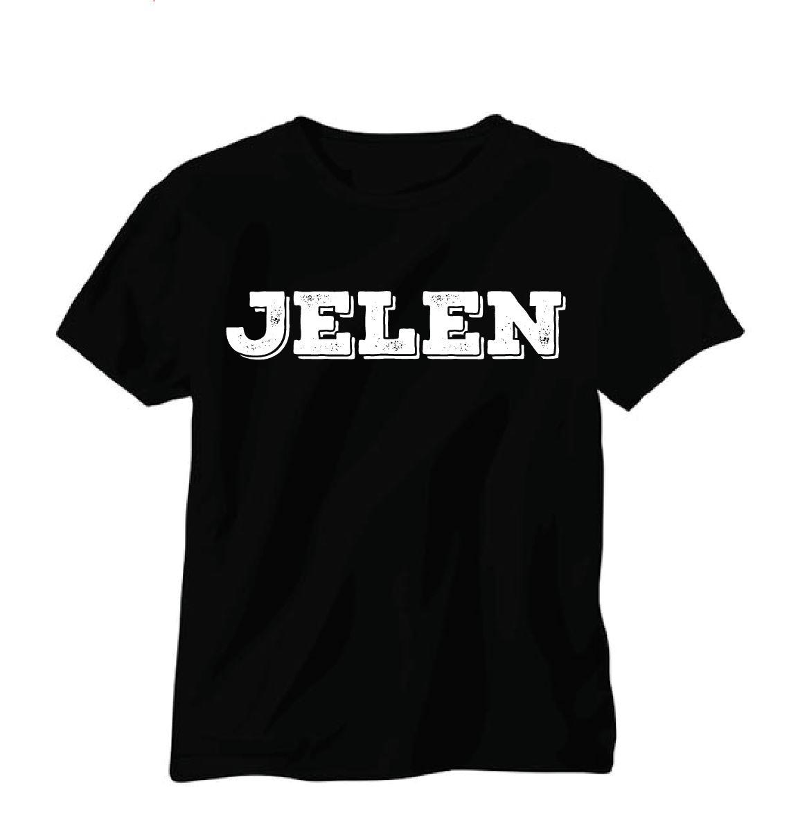 CD Shop - JELEN LOGO/UNISEX/CERNE