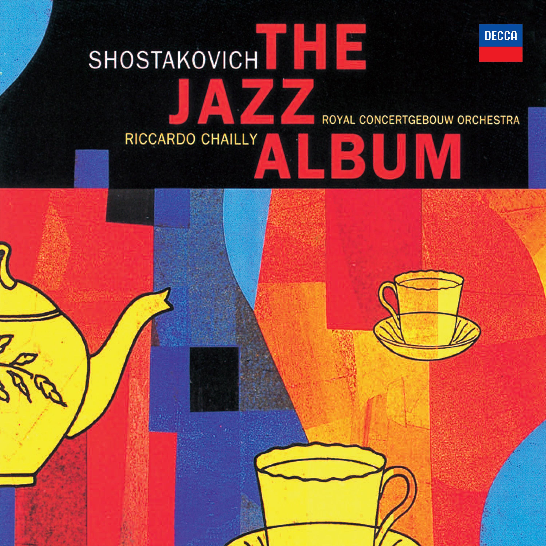CD Shop - CHAILLY RICCARDO THE JAZZ ALBUM