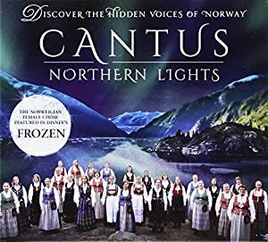 CD Shop - CANTUS CANTUS-NORTHERN LIGHTS