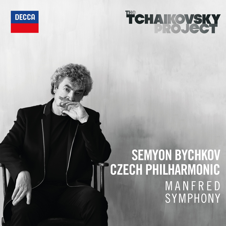 CD Shop - BYCHKOV/CESKA FILHARMONIE Čajkovskij: Symfonie Manfred