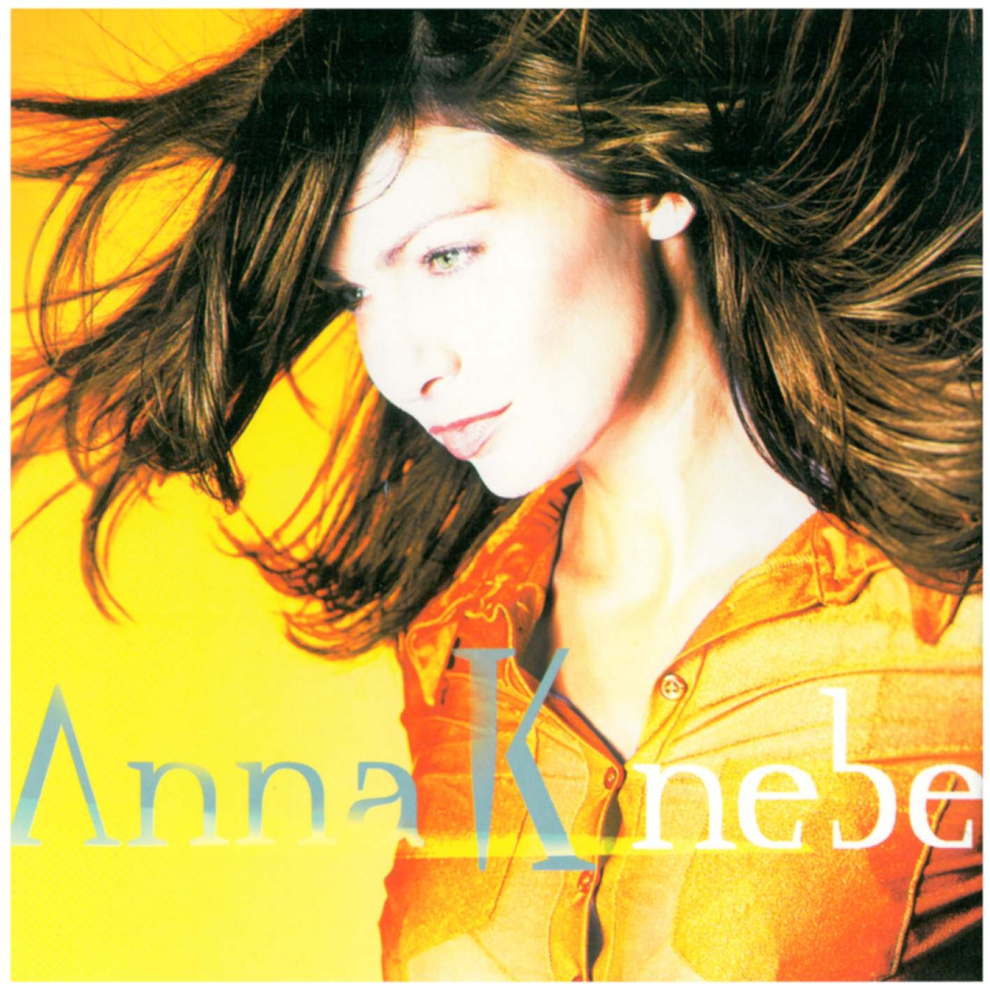 CD Shop - ANNA K NEBE