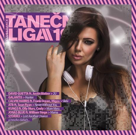 CD Shop - RUZNI/POP INTL TANECNI LIGA 194