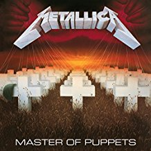 CD Shop - METALLICA MASTER OF PUPPETS