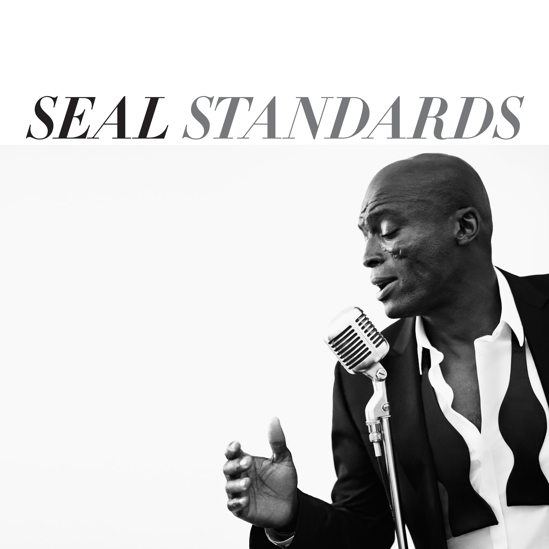 CD Shop - SEAL STANDARDS/WHITE LP
