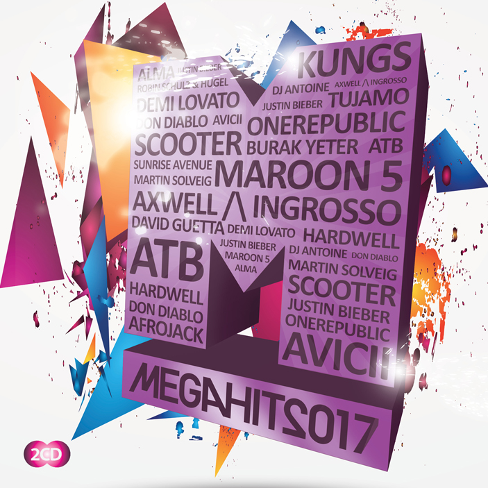CD Shop - RUZNI/POP INTL MEGA HITS BEST OF 2017