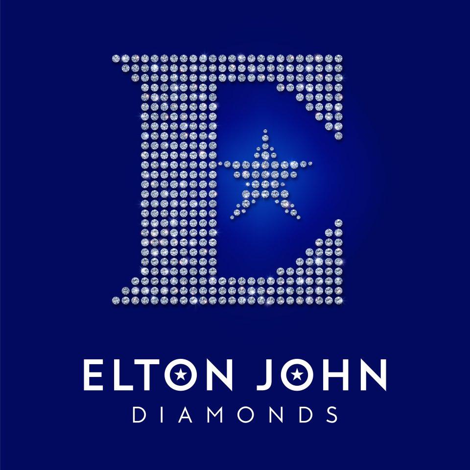 CD Shop - JOHN ELTON DIAMONDS