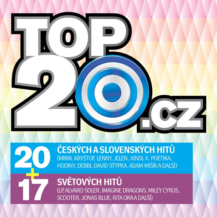 CD Shop - RUZNI/POP NATIONAL TOP20.CZ 2017/2