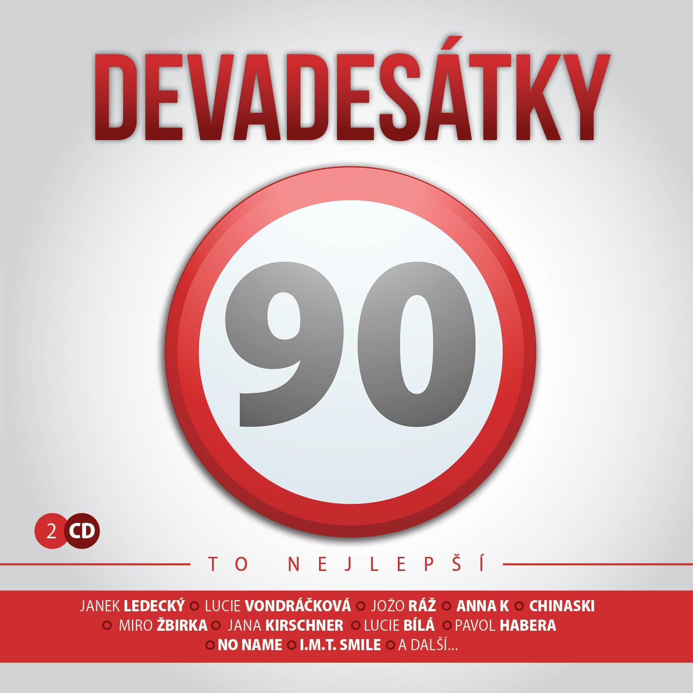 CD Shop - RUZNI/POP NATIONAL DEVADESATKY - TO NEJLEPSI