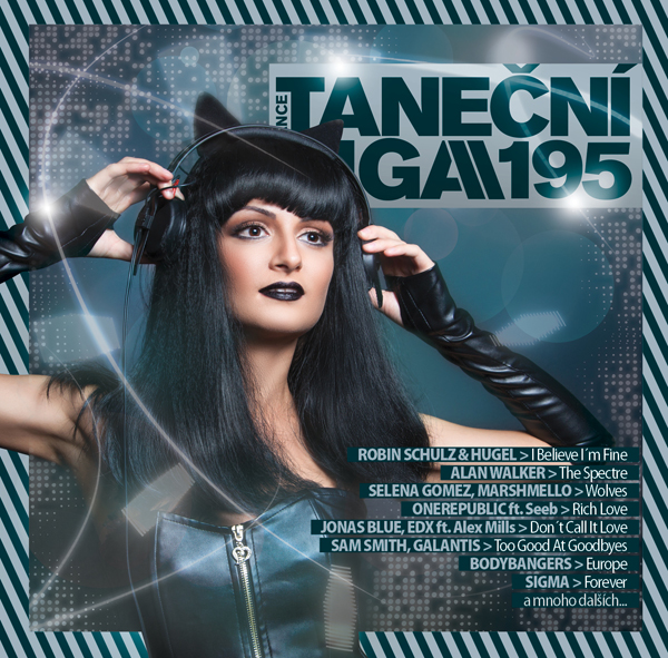 CD Shop - RUZNI/POP INTL TANECNI LIGA 195