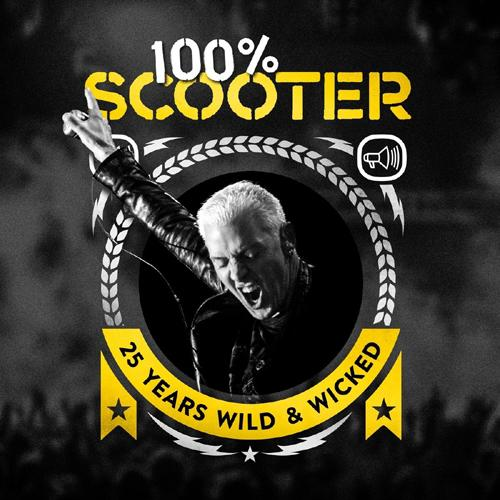 CD Shop - SCOOTER 25 YEARS WILD & WICKED