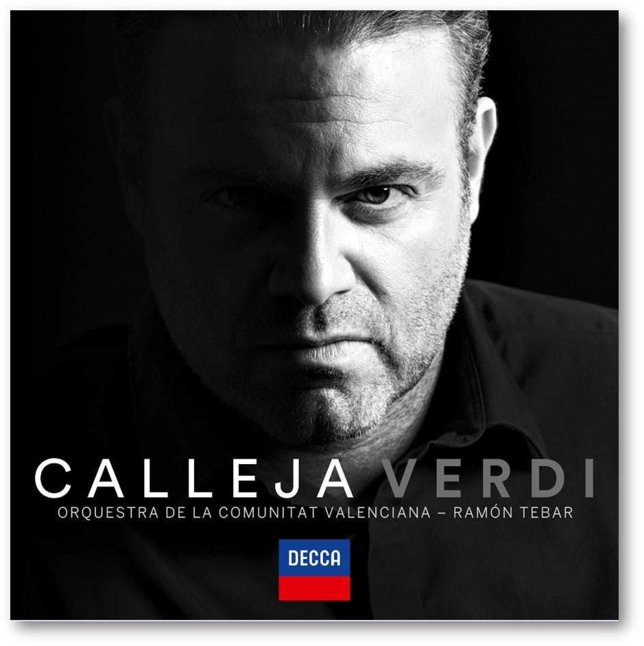 CD Shop - CALLEJA JOSEPH VERDI