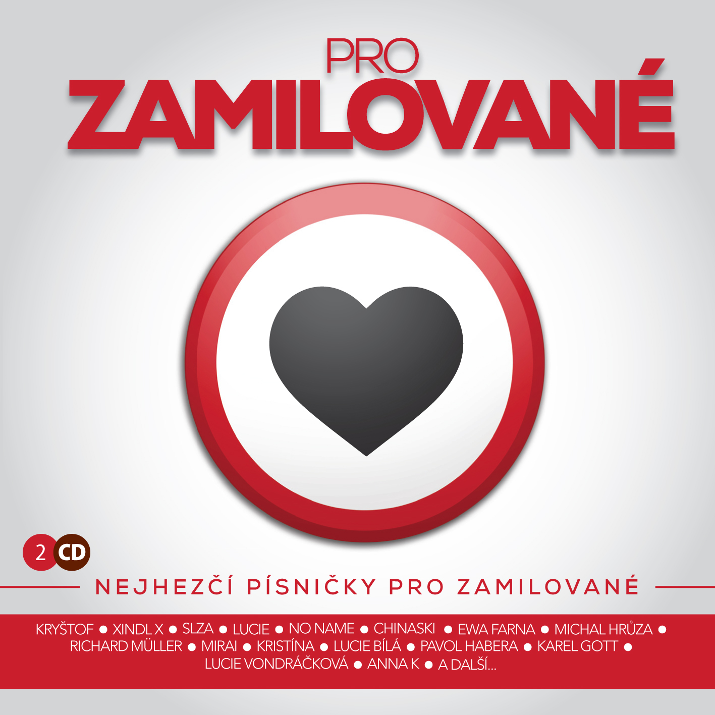 CD Shop - RUZNI/POP NATIONAL PRO ZAMILOVANE