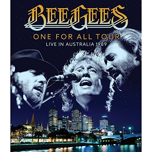 CD Shop - BEE GEES One For All Tour Live in Australia 1989