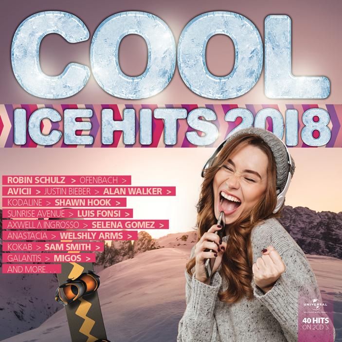 CD Shop - RUZNI/POP INTL COOL ICE HITS 2018