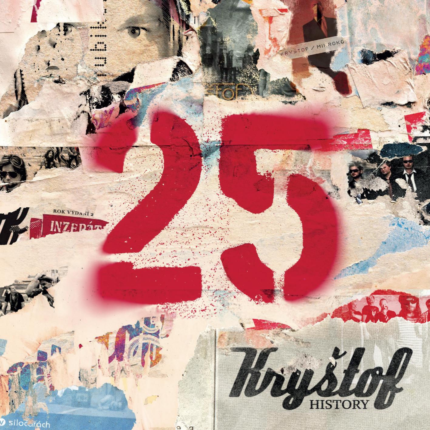 CD Shop - KRYSTOF 25 (History)