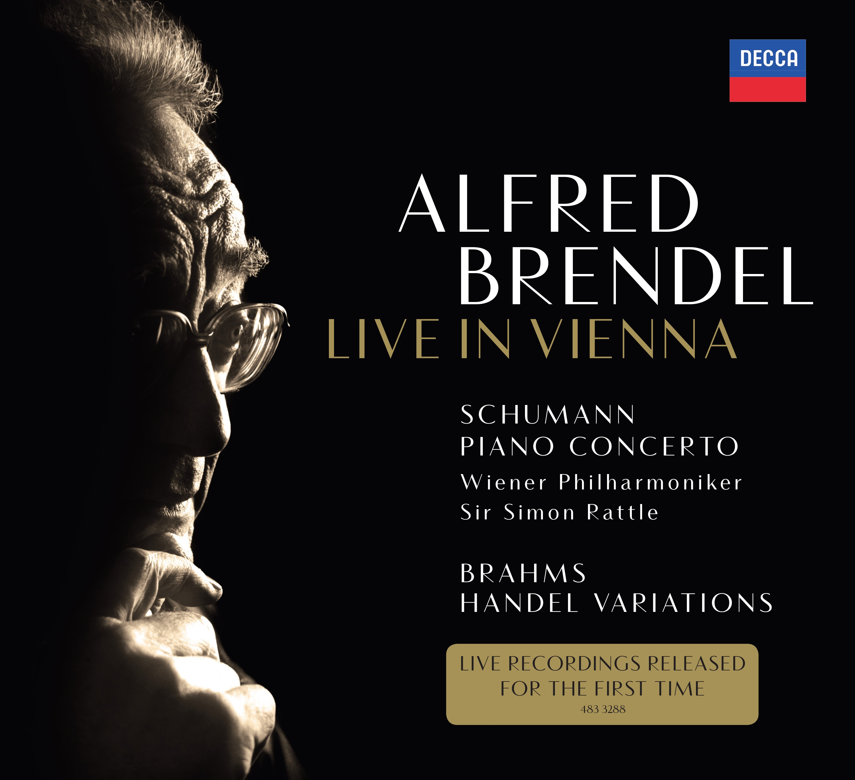 CD Shop - BRENDEL ALFRED KONC.PRO KLAVIR 1/VARIACE