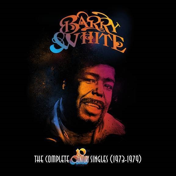 CD Shop - WHITE BARRY THE BEST OF THE 20TH..