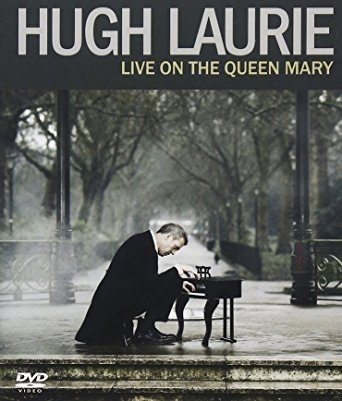 CD Shop - LAURIE HUGH LIVE ON THE QUEEN MARY