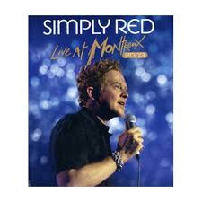 CD Shop - SIMPLY RED LIVE AT MONTREUX 2003