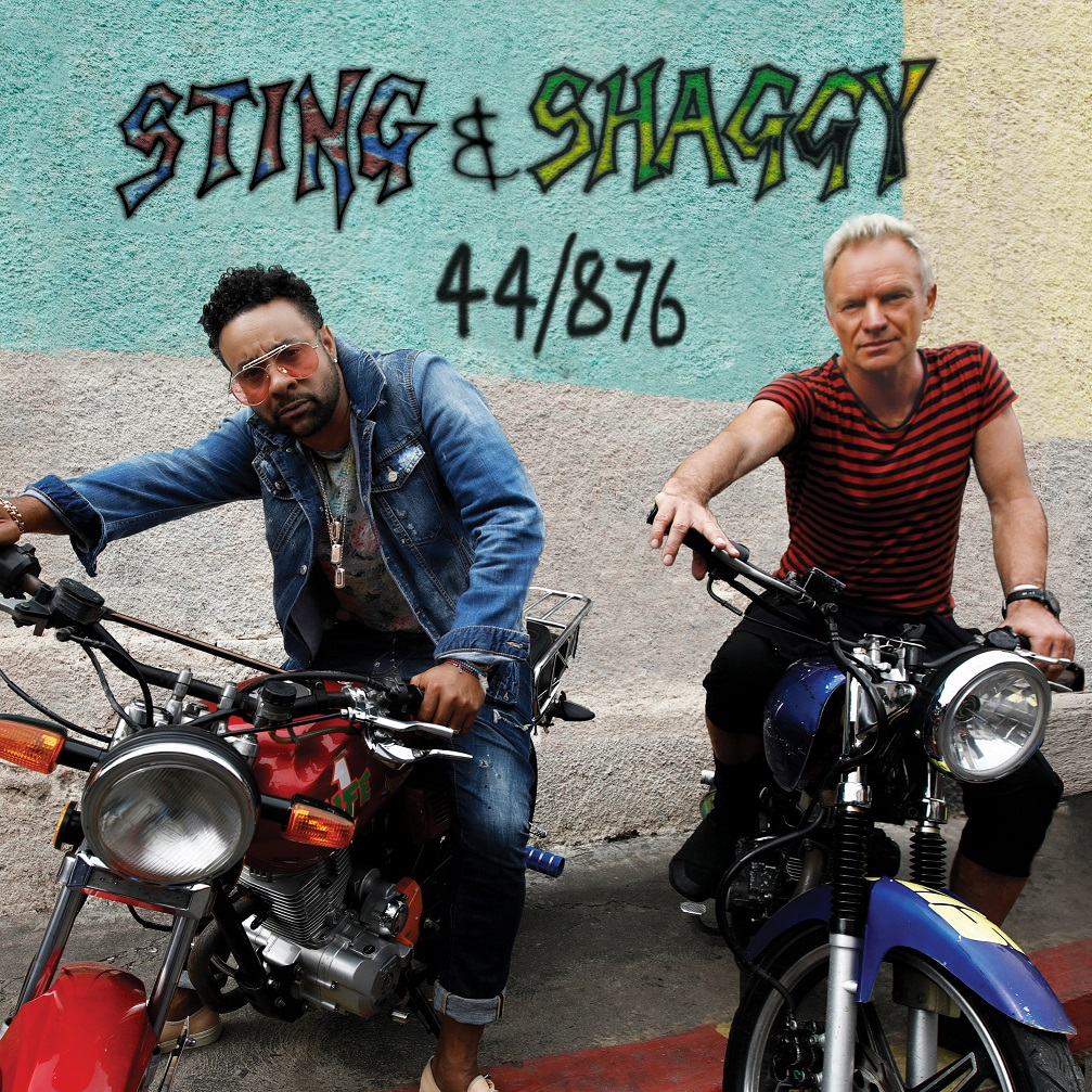 CD Shop - STING 44/876