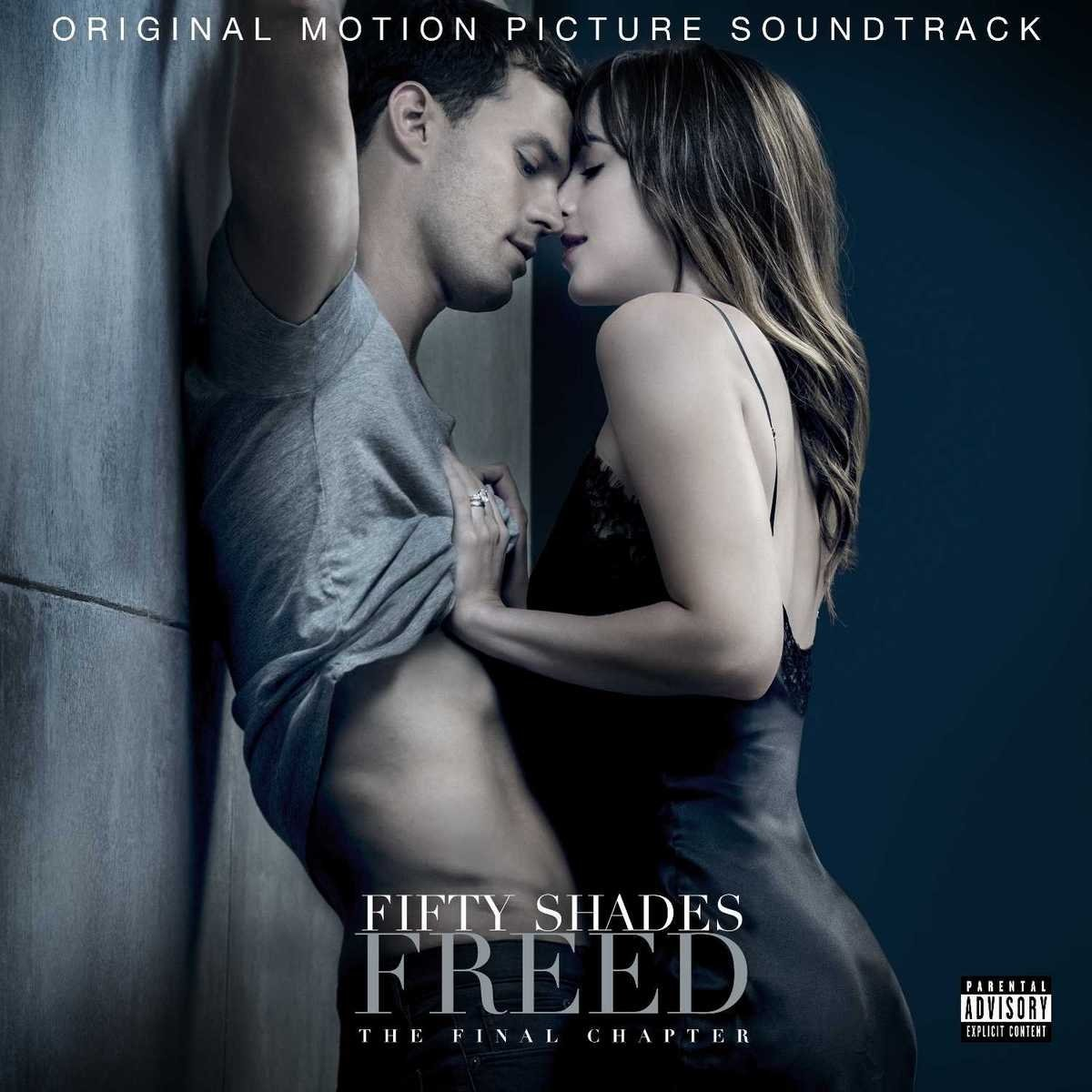 CD Shop - SOUNDTRACK FIFTY SHADES FREED