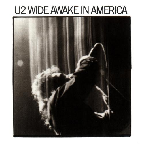 CD Shop - U 2 WIDE AWAKE IN AMERICA