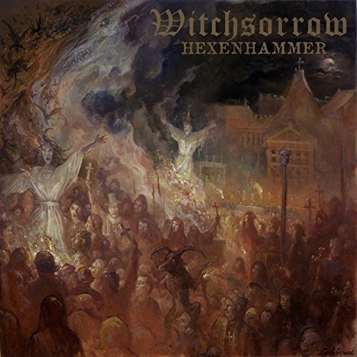 CD Shop - WITCHSORROW HEXENHAMMER