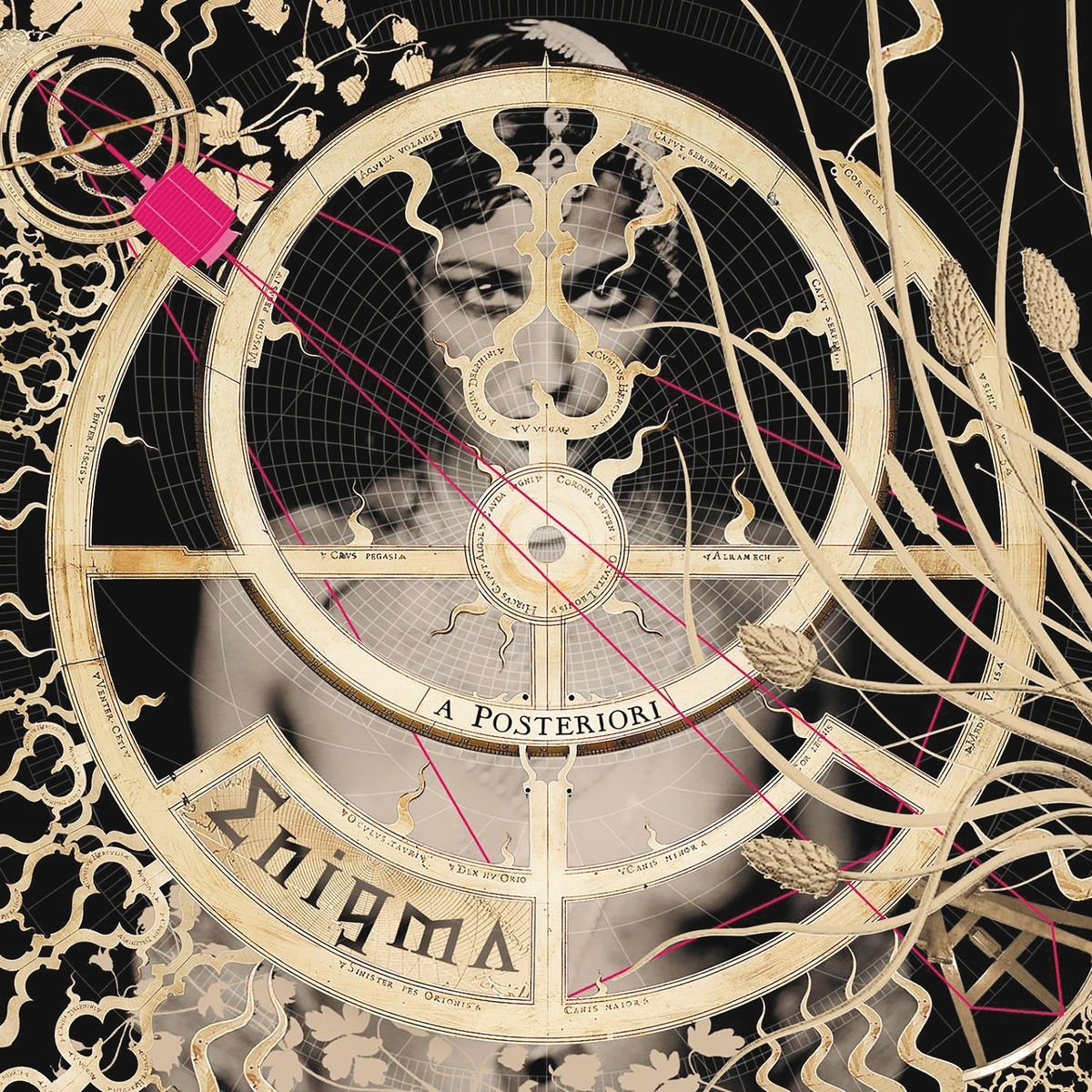 CD Shop - ENIGMA A POSTERIORI/COLORED LP