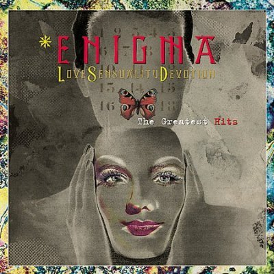 CD Shop - ENIGMA LOVE SENSUALITY DEVOTION..