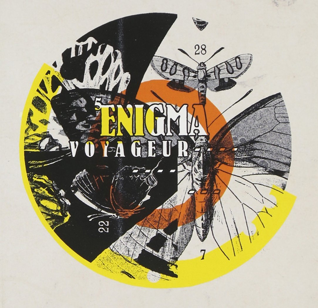 CD Shop - ENIGMA VOYAGEUR/COLORED LP