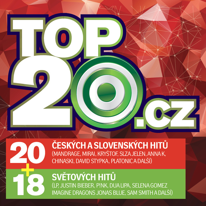 CD Shop - RUZNI/POP NATIONAL TOP20.CZ 2018/1