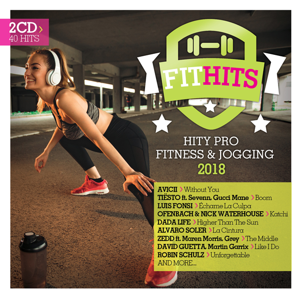 CD Shop - RUZNI/POP INTL FIT HITS 2018