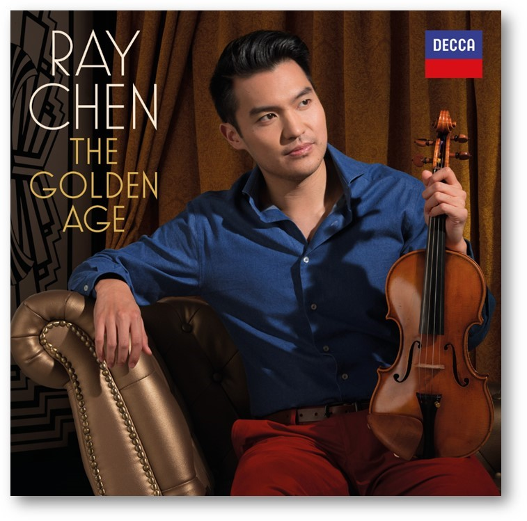 CD Shop - CHEN RAY GOLDEN AGE