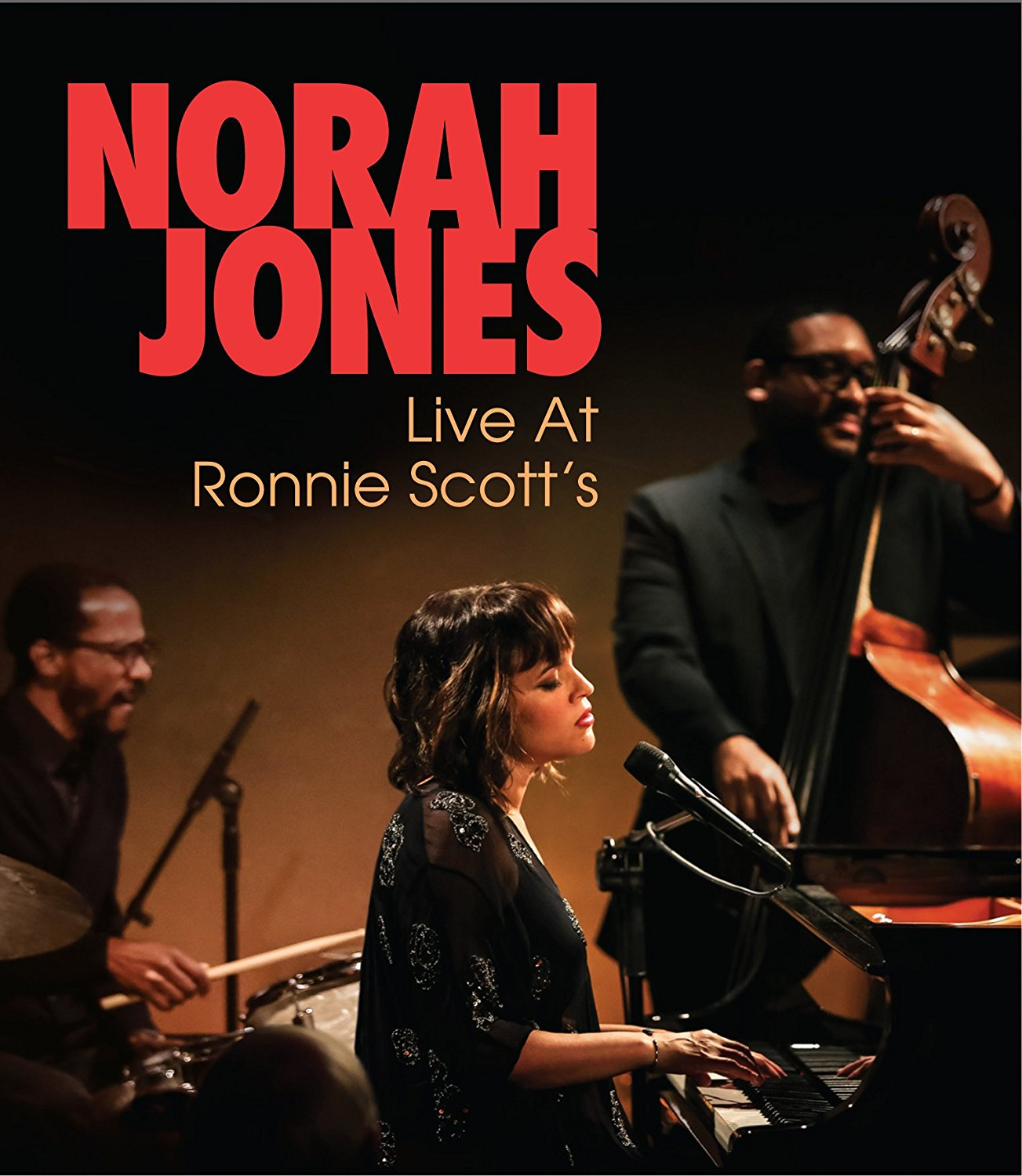 CD Shop - JONES NORAH LIVE AT RONNIE SCOTT