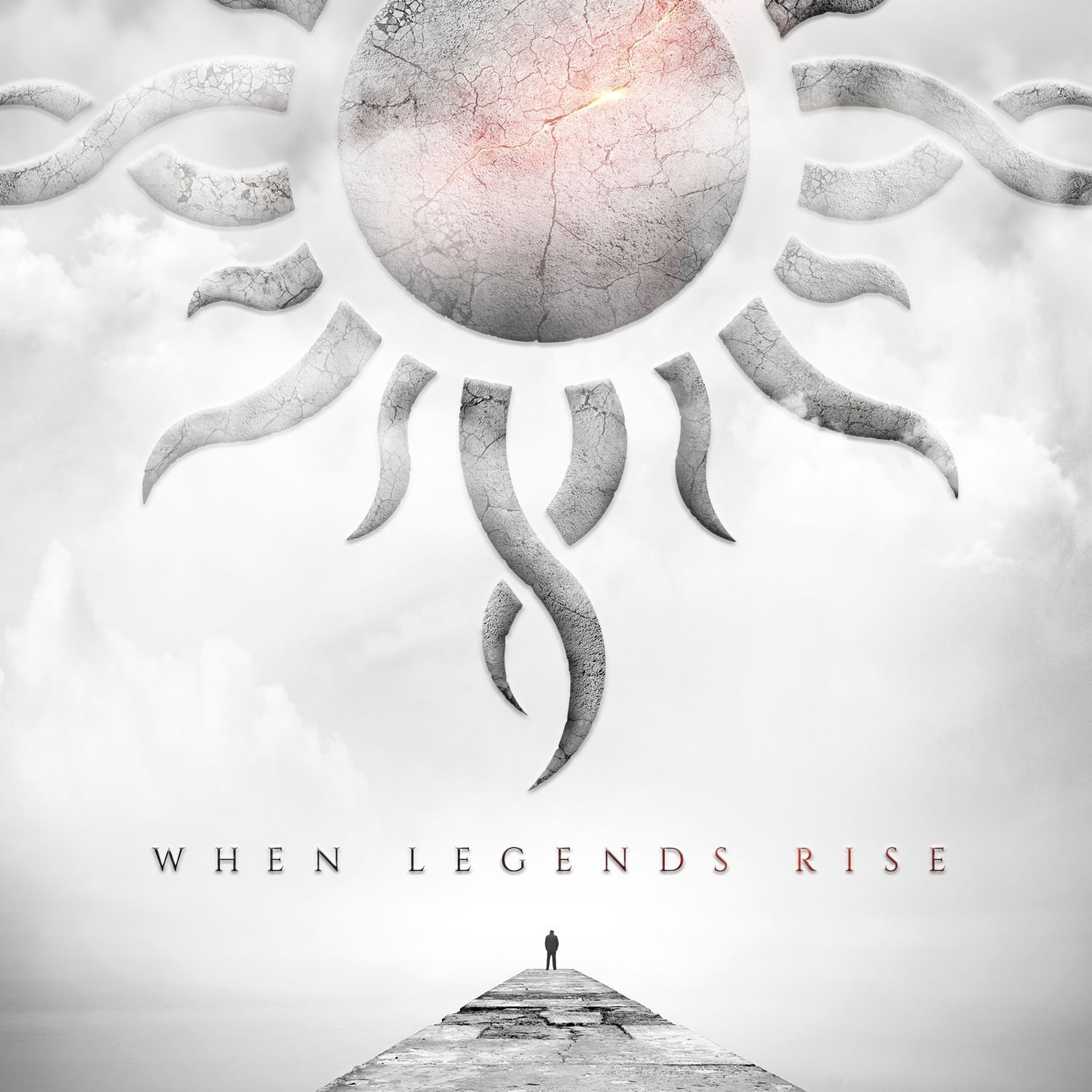 CD Shop - GODSMACK WHEN LEGENDS RISE