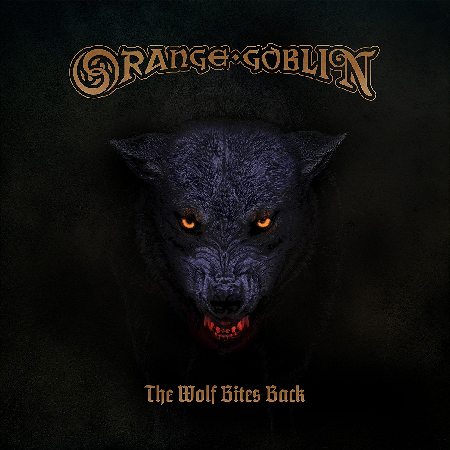 CD Shop - ORANGE GOBLIN THE WOLF BITES BACK