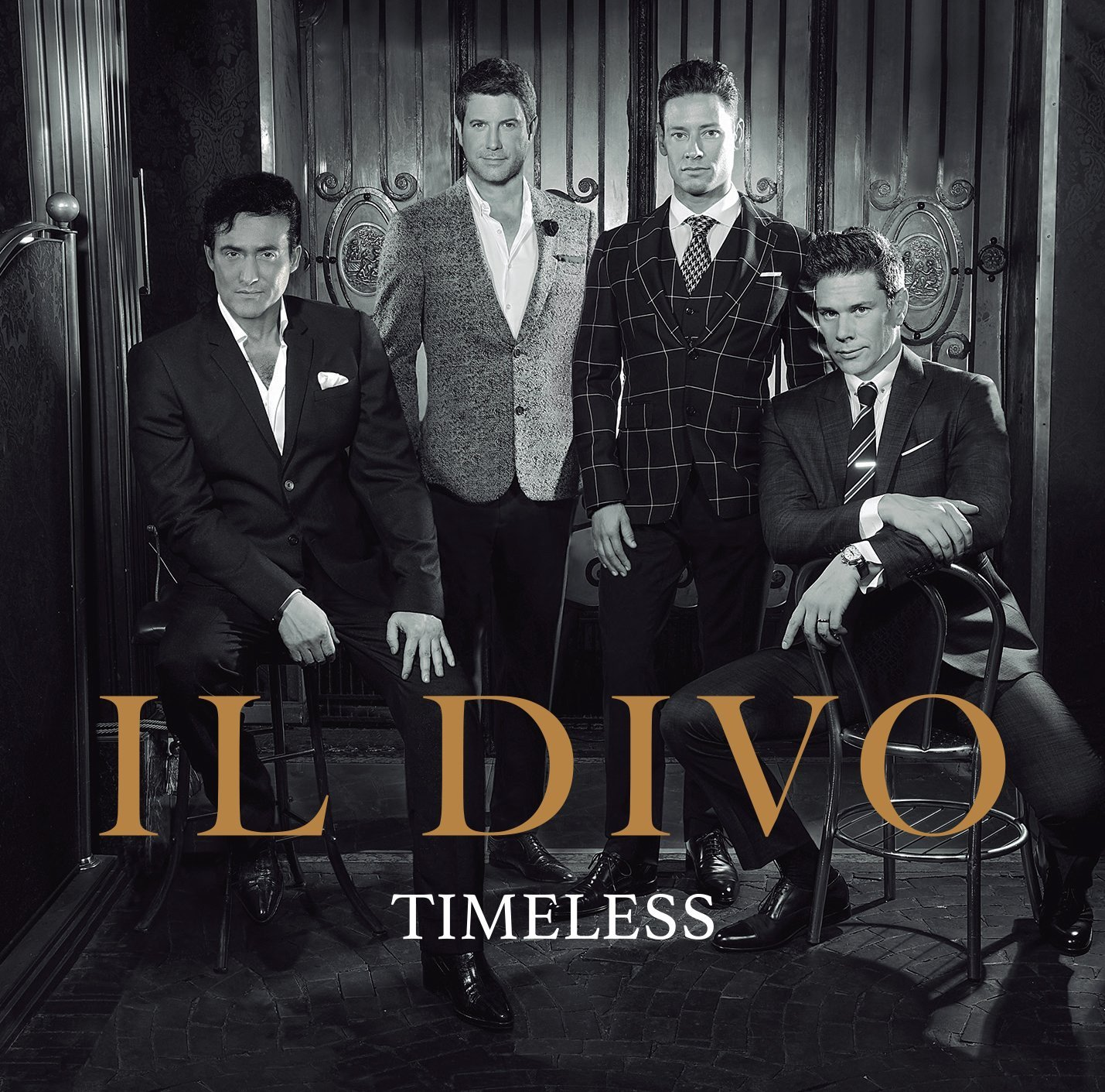 CD Shop - IL DIVO TIMELESS
