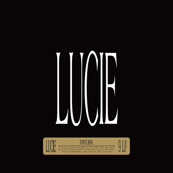 CD Shop - LUCIE VINYL BOX