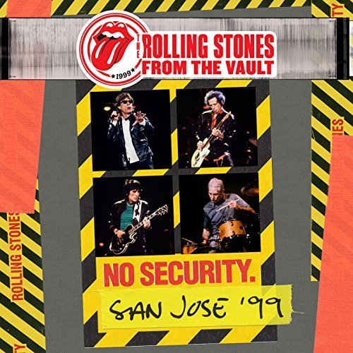 CD Shop - ROLLING STONES FROM THE VAULT: NO../2DVD