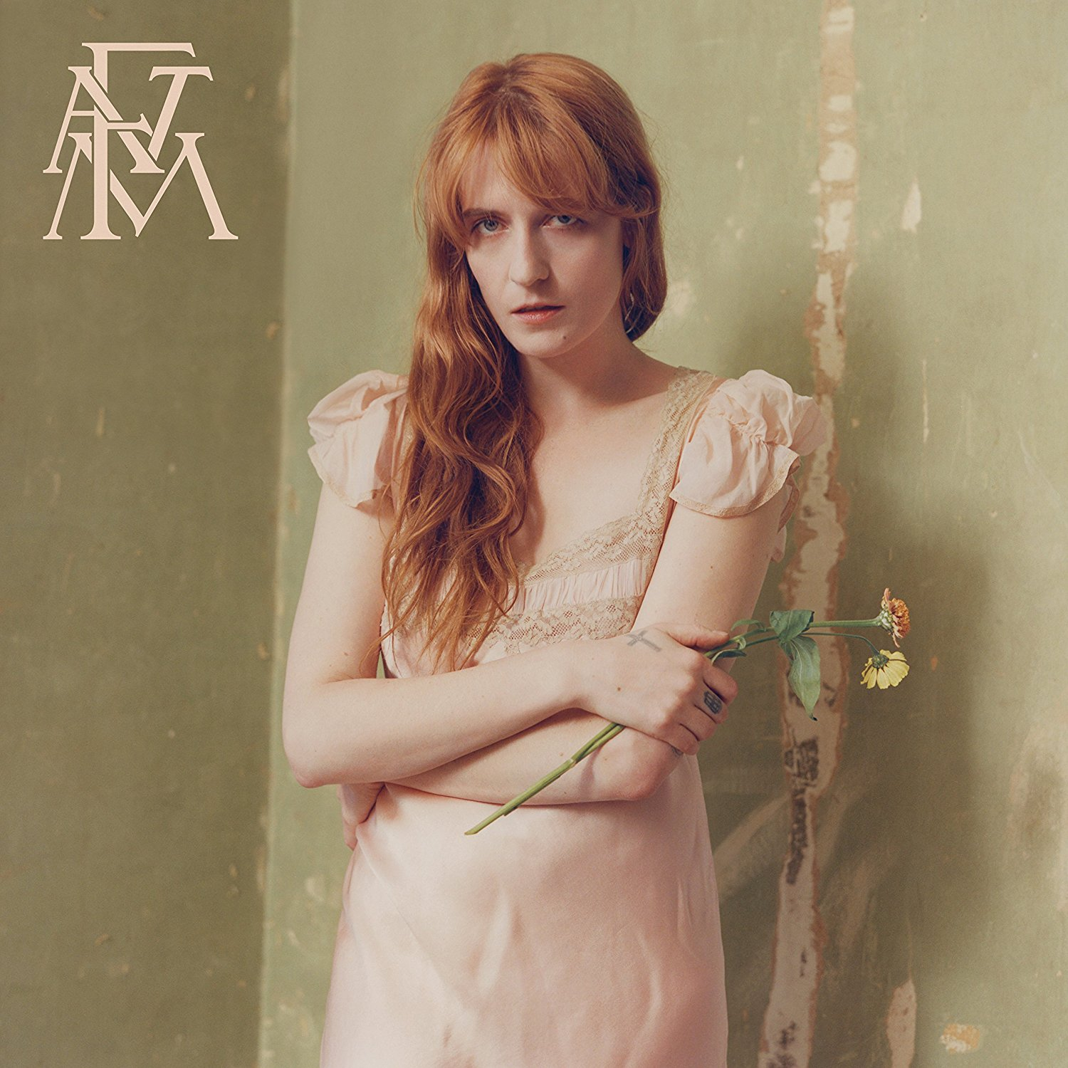 CD Shop - FLORENCE/THE MACHINE HIGH AS HOPE/COLOURED LTD