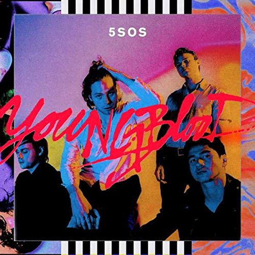 CD Shop - 5 SECONDS OF SUMMER YOUNGBLOOD/DELUXE