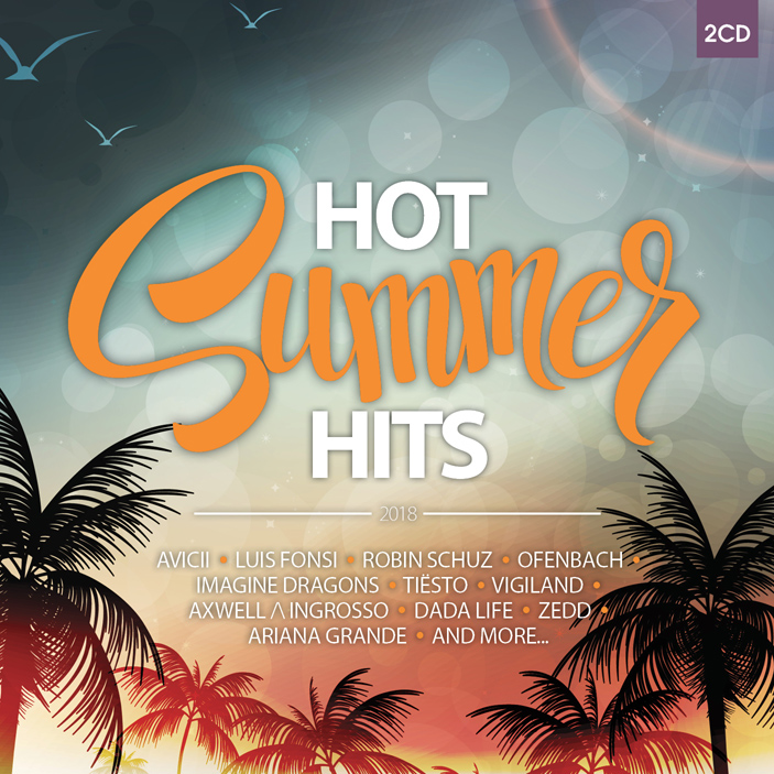 CD Shop - RUZNI/POP INTL HOT SUMMER HITS 2018